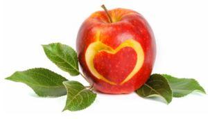 Äppelhjärta